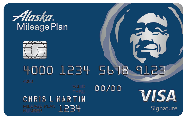 alaska airlines credit card review