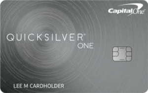 Capital One QuicksilverOne