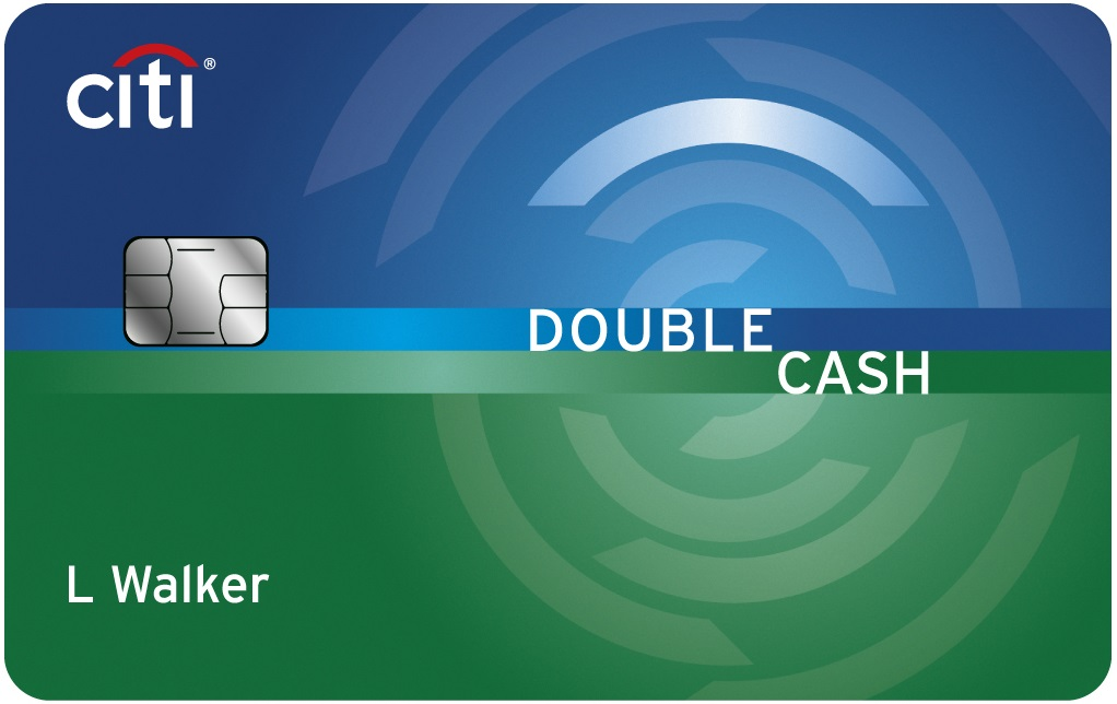Citi Double Cash Back Credit Card