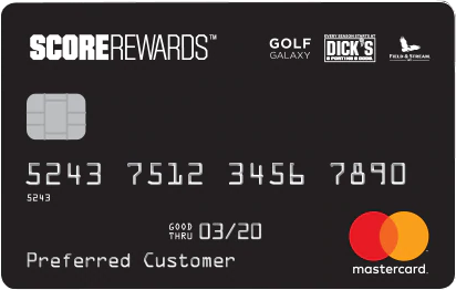 Dicks Sporting Goods Credit Card Review