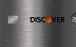 Discover It Secured Credit Card