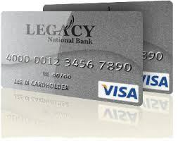 Legacy Credit Card review