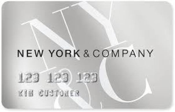 New York and Company Credit Card Review