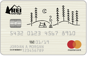 REI MasterCard review
