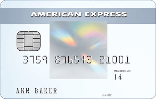 The AmEx EveryDay Credit Card