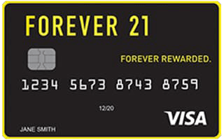 Forever 21 Credit Card Review