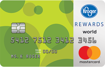 Kroger credit card review