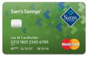 Sam's Club MasterCard Credit Card Review